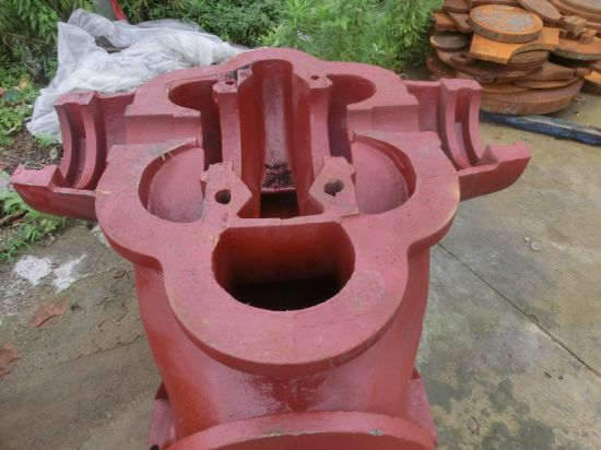 Ots Types Double-Suction Fresh Water Centrifugal Pump pictures & photos