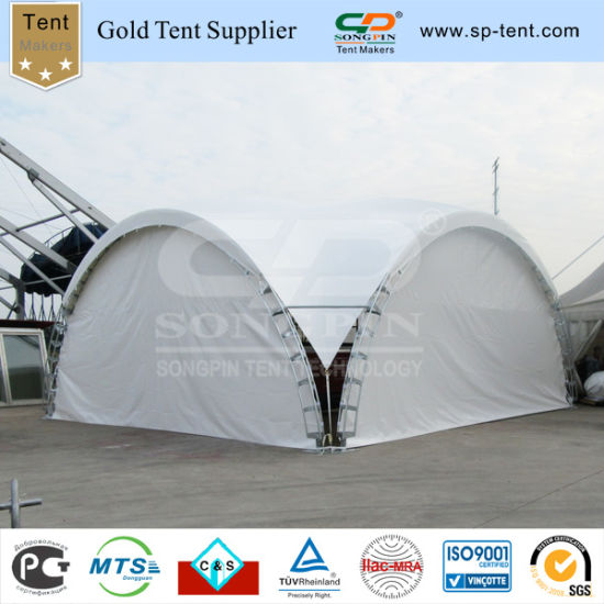 Commercial Square Arch Tent for Outdoor Event