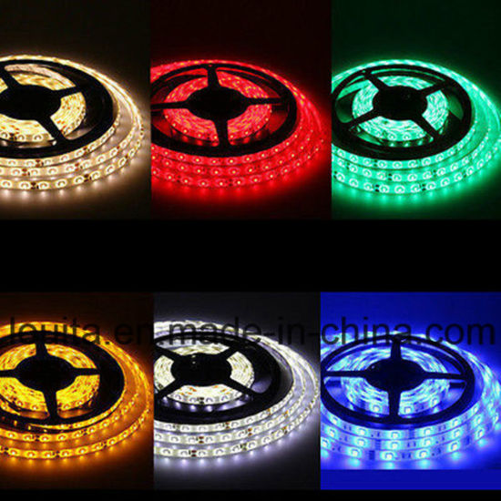 Non-Waterproof 2835 High Density Flexible LED Strip Light pictures & photos