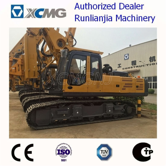 XCMG Xr180d Rotary Pilling Machine for Ce with Cummins Engine pictures & photos