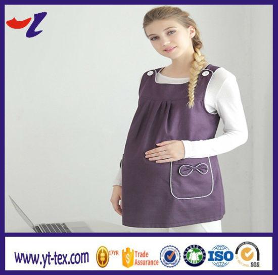 0786eb3ee6362 China Custom-Made Anti-Radiation Maternity Dress - China Camisole ...