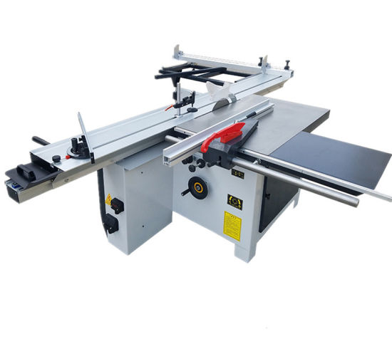 Woodworking Machinery 3200mm High Precision 90 Degree Sliding Table Saw