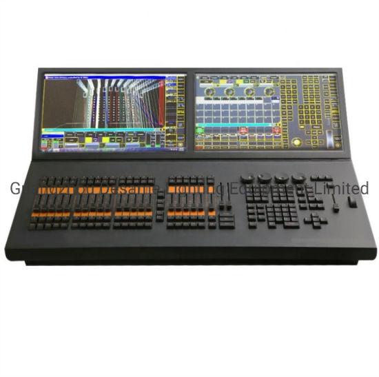 Pro Stage Intelligent Rdm Dmx Grand Ma2 Consol On Pc Lighting Controller