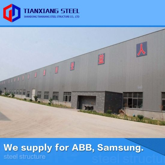 Suitable Price Sound Insulation Clearance Steel Buildings pictures & photos