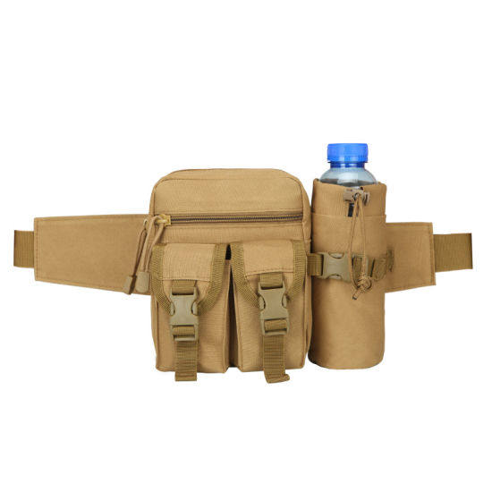 Camouflage Outdoor Tactical Pouch Military Fanny Pack Men Waist Bag