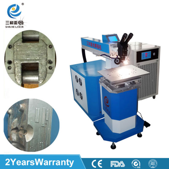 Welding Machine Laser Repair Mold Spot Welder Stainless Steel Laser Welding Machine pictures & photos