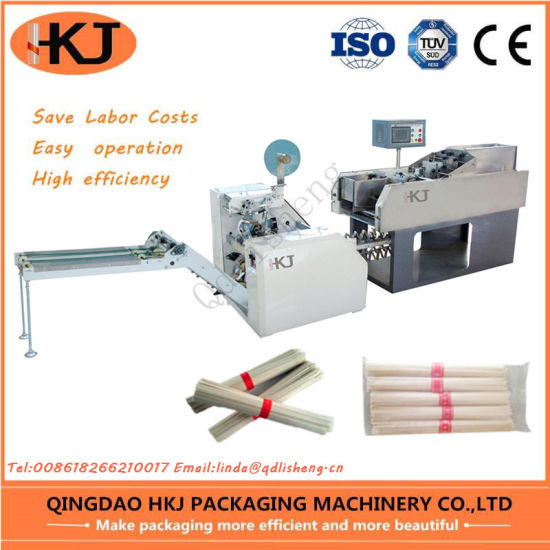 Automatic Weighting & Single-Stripe Weighing Noodle Packing Machine with Certificate (2019 new)