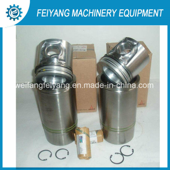 Diesel Engine Spare Parts Piston for Wp6 Wp7 Wp10 Wp12