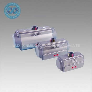 High Quality Ball Valve Pneumatic Rotation Actuators (ISO9001: 2008) pictures & photos