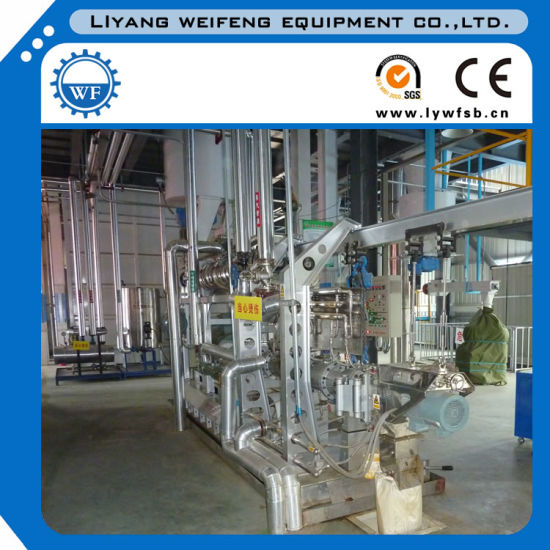 Manufactory Offer Full Automatic Floating Fish Food Processing Line pictures & photos