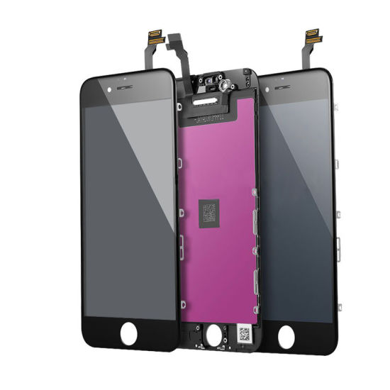 Original Mobile Phone LCD Screen for iPhone 5/6/6s/7/8 Plus with Digitizer Assembly LCD Display Touch Panel Replacement