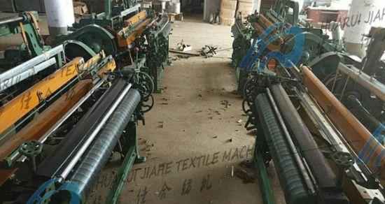 Ga615A (1X4) -135~180cm-Mg Multi- Box Shuttle Loom Automatic Shuttle Power  Loom Machine Shuttle Weaving Loom China Textile Shuttle Jacquard Loom