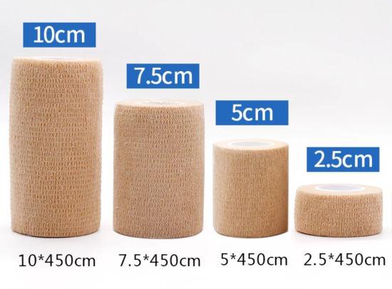 China Medical Non Woven Orthopedics Elastic Self Adhesive Bandage