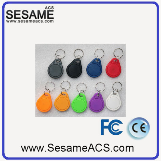 ABS Hot Sell Colourfull 13.56 IC Tags (SDC8) pictures & photos
