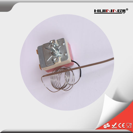 Temperature Control Hydraulic Thermostat for Electric Heating Appliance
