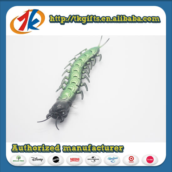 China Supplier Plastic Toy Wind up Worm Toy for Kids