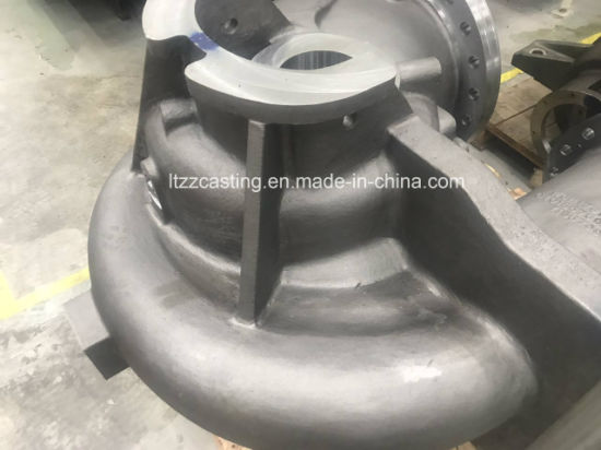 Horizontal Split Casing Axially Split Pump Sand Casting pictures & photos