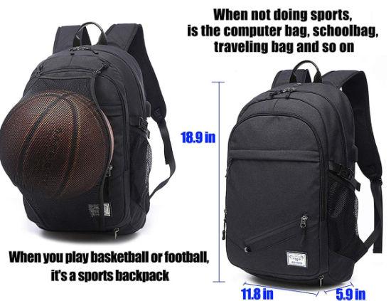 China Basketball Backpacks Sports Bags For Football Soccer