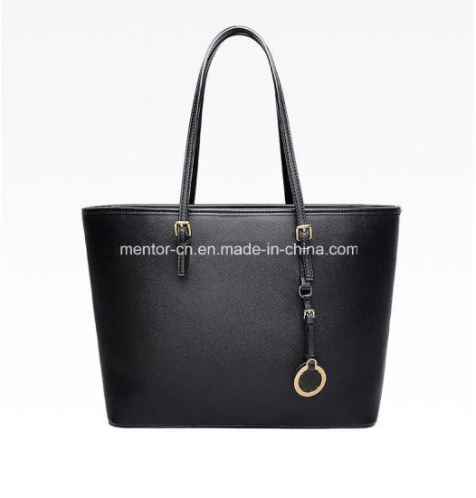 e2d0aefd9b0 Fashion PU Leather Handbags Tote Women Handbag China Supplier ...
