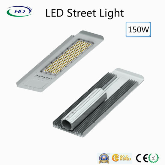 Hot Sale 150W LED Street Light with Mean Well Driver pictures & photos