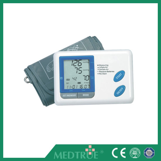 Ce/ISO Approved Medical Auto Digital Blood Pressure Monitor (MT01035043)