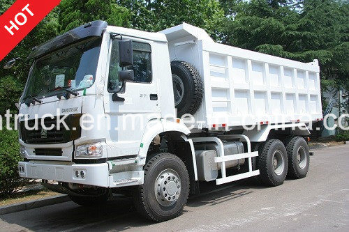 HOWO Sinotruk Dump Truck and Dumper Truck of 15-20 Cbm pictures & photos