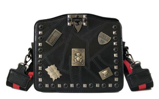7bb1a36032b6 Fashion Women Crossbody Purse Small PU Leather Shoulder Bag