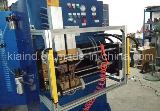Aluminum Tube and Copper Tube Butt Welder pictures & photos