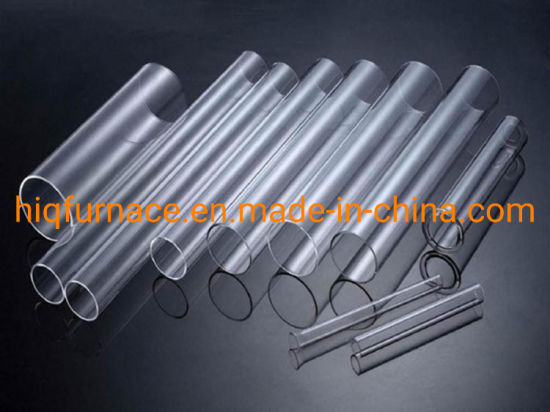 Heat Resistant Quartz Glass Tube, High Chemical Stability Corrosion Resistance Quartz Glass Tube Price Reasonably