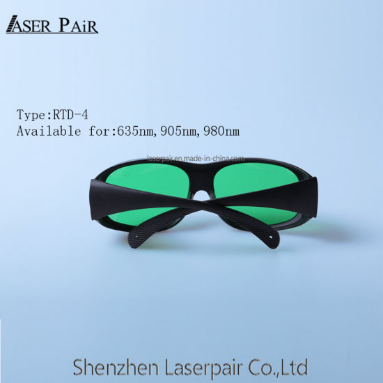 61211cfcad High Level Protective Laser Safety Goggles 635nm 905nm 980nm High  Performance From Laserpair. Get Latest Price