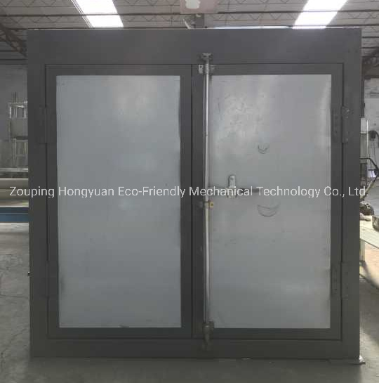 Electric Oven for Electrostatic Powder Coating Curing and Baking