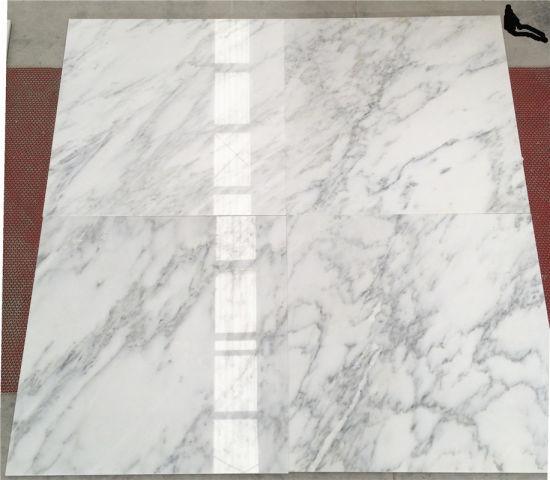 China New Eastern White Polished Marble