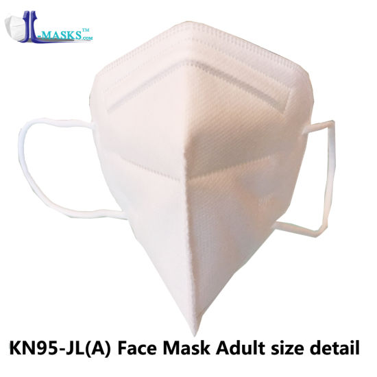 in Stock Protective Disposable Respirator KN95 Face Dust Mask pictures & photos