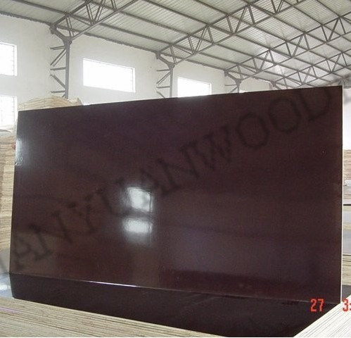 Concrete Use Construction Phenolic Shuttering Formwork Plywood/Laminted Coated Plywood pictures & photos