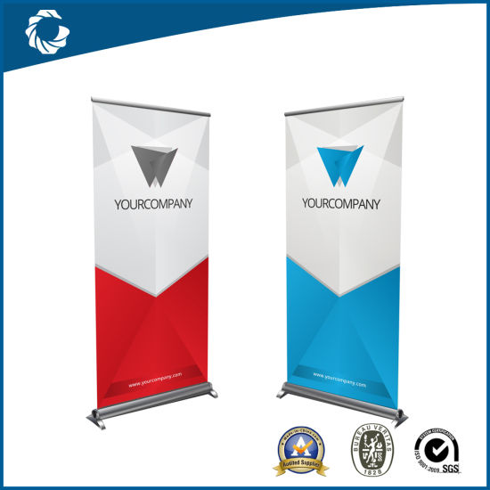 Aluminum Roll up Stand Display, Display Stand, Custom Roll up Banner Printing pictures & photos