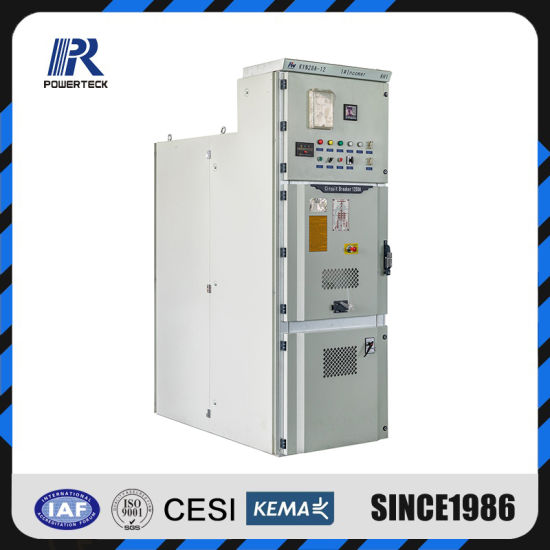 12kv/630A Medium Voltage with Drawable Air Insulated Metal Clad Switchgear