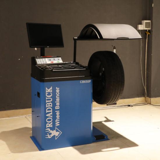 ODM Work Shop Digital LED Display Wheel Balancer