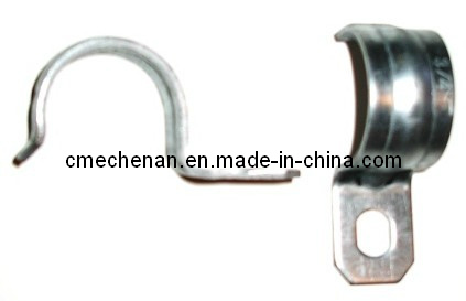 Metal Pipe Straps with 1 Hole / Poultry Farm Equipment Parts