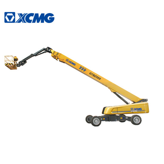 XCMG Brand New Gtbz58s Chinese Hydraulic Self-Propelled Telescopic Boom Lift Aerial Work Platform Price for Sale
