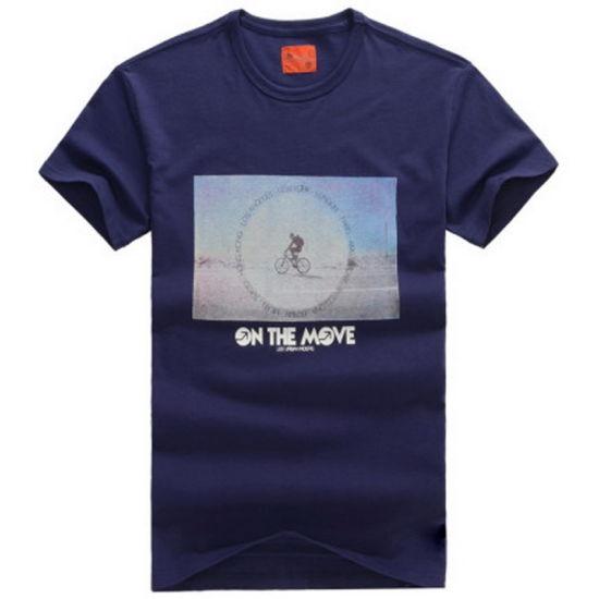 e5295afc6 China OEM Custom Cotton 3D Printing T Shirt for Men - China OEM ...