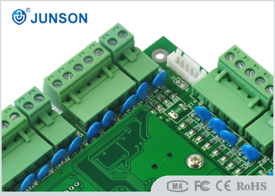 New 32-Bit Four Door Network Access Control Board pictures & photos