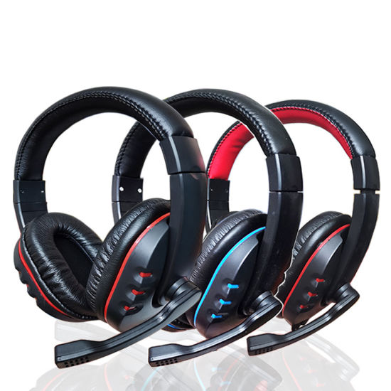 Latest Waterproof Gaming Headset with Mic for PC Mobile