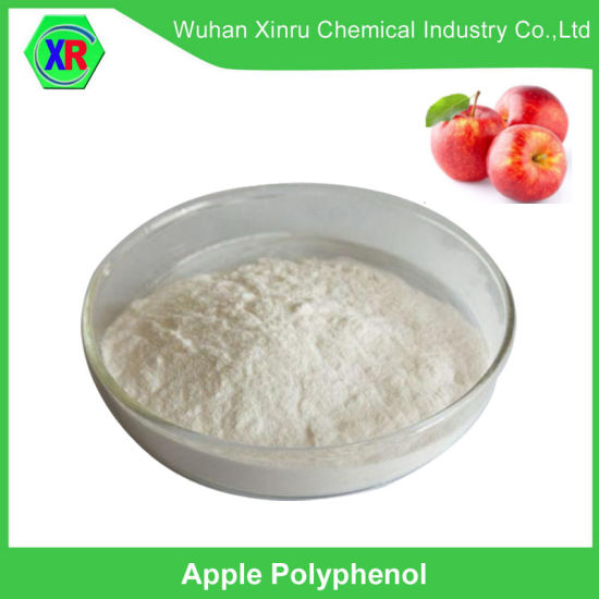 Factory Direct Apple Extract Powder Apple Polyphenols 70% Quick Shipment pictures & photos