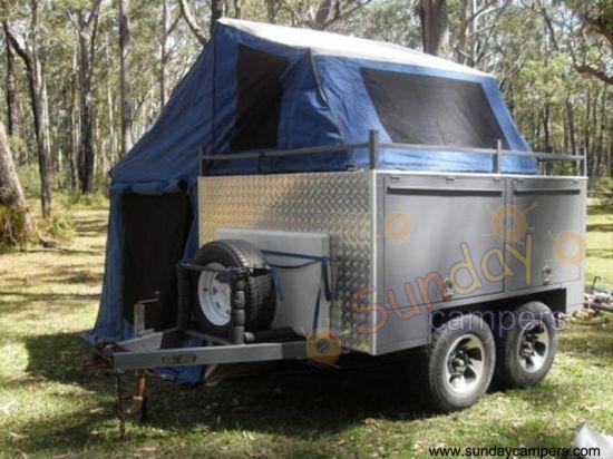 Roof Topper (SRT02) Camper Trailer Tent