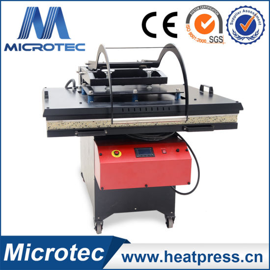 80*100/100*120cm Large Format Heat Press, Sublimation Printing T Shirt Machine pictures & photos