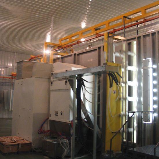 Wholesale Electrostatic Powder Coating Production Line