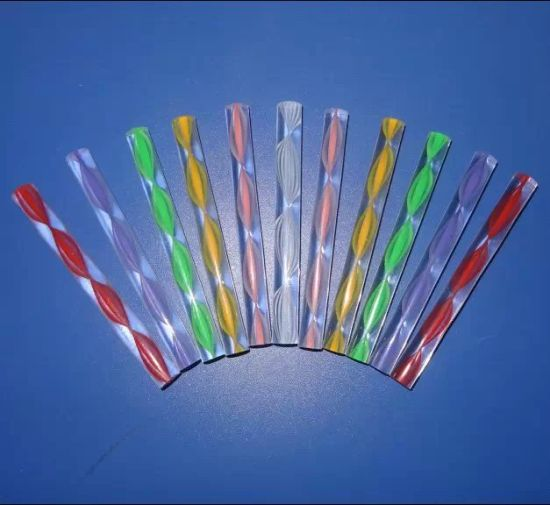Cast and Extruded Clear Acrylic Tubes with Different Sizes pictures & photos