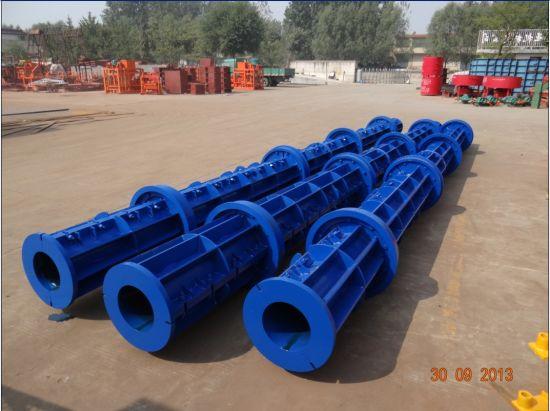 Steel Concrete Electrical-Poles Mold Plant in Nigeria, Algeria, Tanzania,  Kenya and Ethiopian Sy-Pole