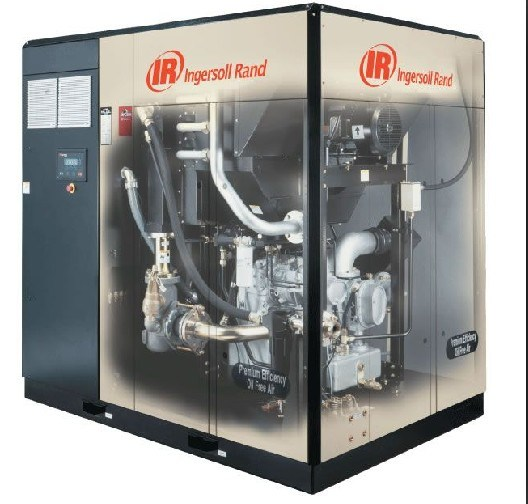 Ingersoll Rand Oil-Free Rotary Screw Air Compressor (SL150 SM150 SH150) pictures & photos