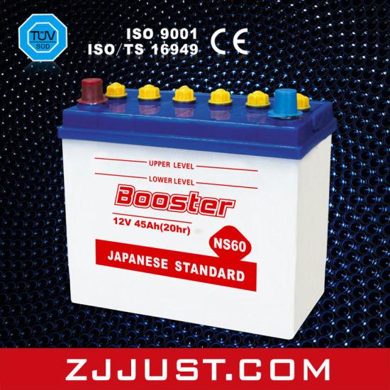 Nx100-56 Dry Car Battery